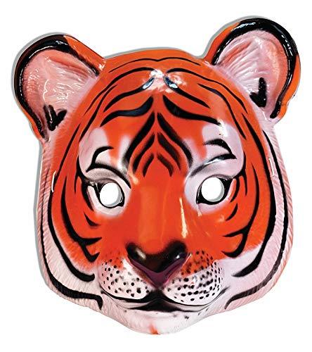 Forum Novelties Plastic Animal Tiger Mask]()