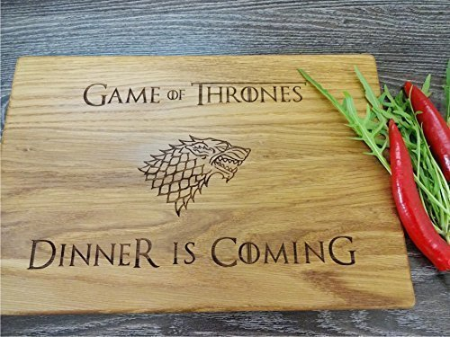 Game Of Thrones Schneidebrett Handgefertigt Spiel Der Throne