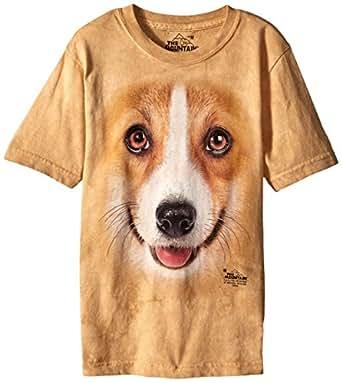Animal T-Shirt - (Corgi) - Adult S