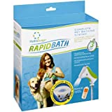 RapidBath Deluxe Dog Bathing System