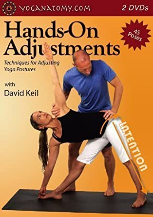 Hands-on Adjustments: Techniques for Adjusting Yoga Postures ...