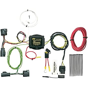 amazon com hopkins 42475 plug in simple vehicle wiring kit hopkins 11142485 plug in simple vehicle to trailer wiring kit