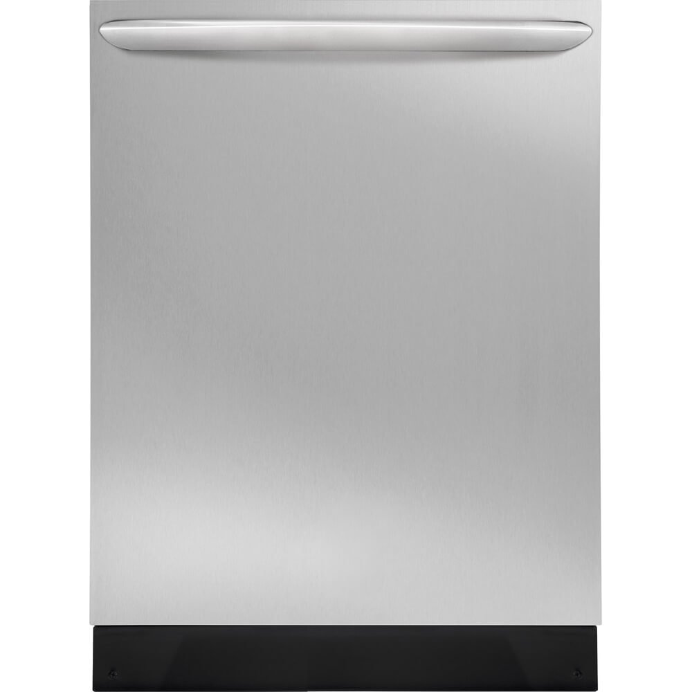 "24"" Built-In Dishwasher, Stainless Steel"