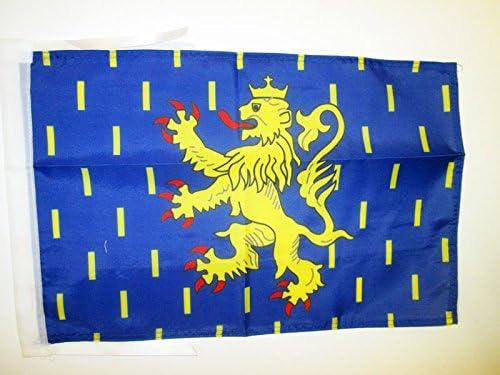 AZ FLAG Bandera de Franco Condado 45x30cm - BANDERINA DE FRANCHE ...