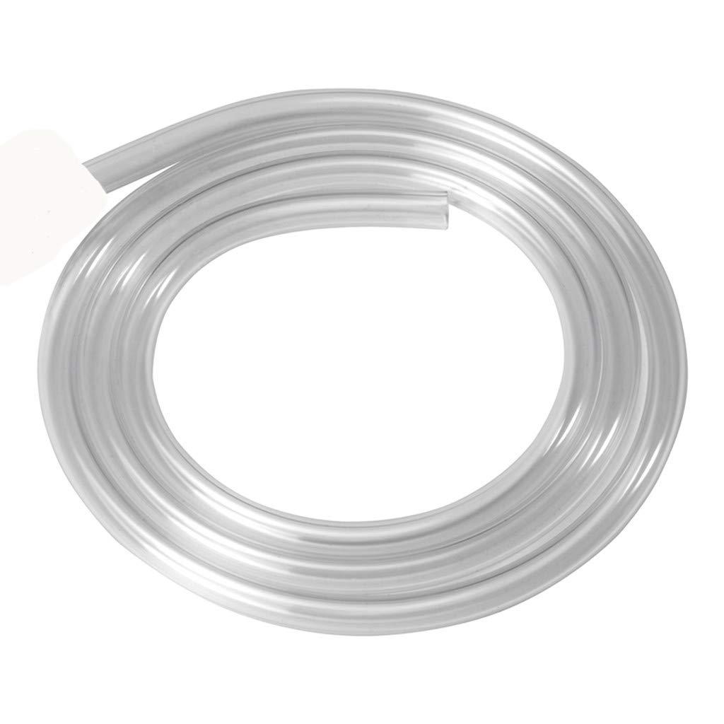 1in ID x 1-1/4in OD Clear PVC Tubing - 10 Feet by LD Carlson