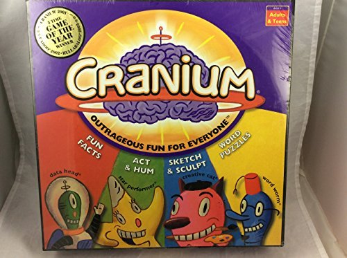 Cranium Outrageous Fun For Everyone