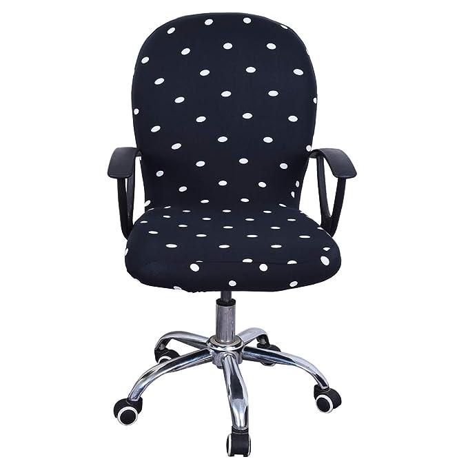 Amazon.com: Freahap - Funda para silla de oficina o ...