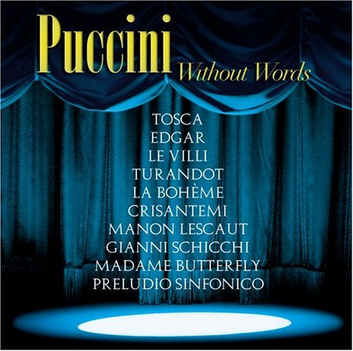 G. Puccini Without Words Other Classic (G Words)