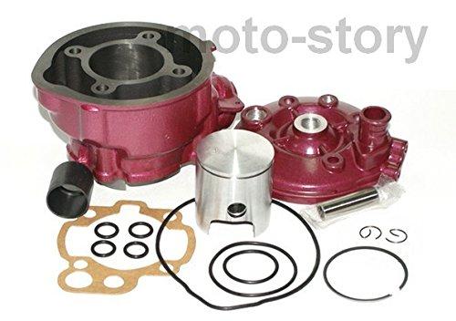 Unbranded 90cc Modifica D49 Racing Gruppo Termico Testa Kit per Beta RR Enduro 50 Liquido NonapplicabileE0186F79-D315-410D-896C
