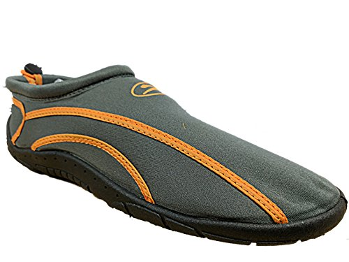 Wet Toggle Foster 9 Beach Grey Unisex Shoes Size Wetsuit Surf Infant UK Footwear Water Kids Galop Boots Ladies 10 Mens xrq0U8qw4p
