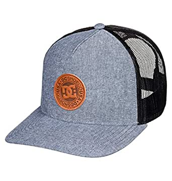DC Shoes Stocktons - Gorra Trucker - Hombre - One Size: Amazon.es ...