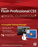 img - for Flash Professional CS5 Digital Classroom, (Book and Video Training) book / textbook / text book