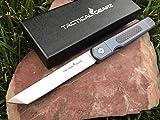 TACTICAL GEARZ TG Tatsu, Tc4 Titanium/Carbon