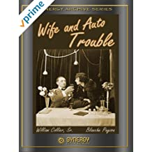 Wife and Auto Trouble (1916)