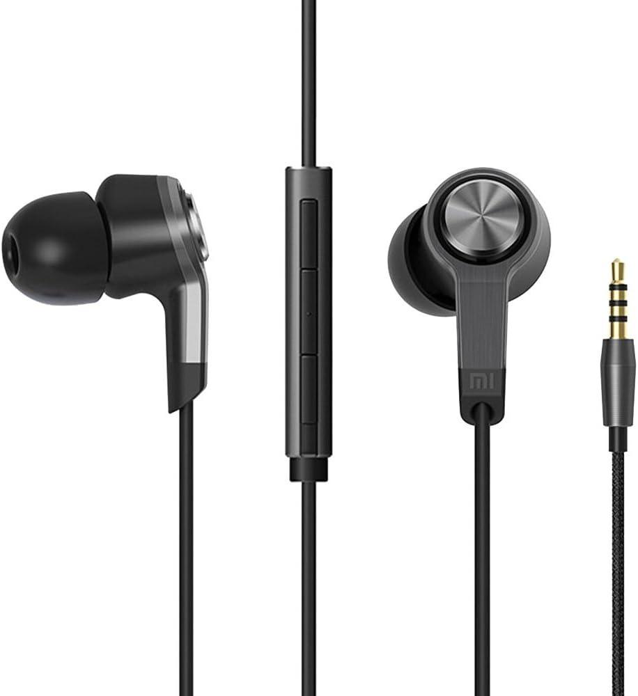 Xiaomi Piston 3 Dentro de oído Binaural Alámbrico Negro, Gris ...
