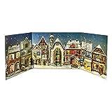 Sellmer Little Town from 1946 Advent Calendar