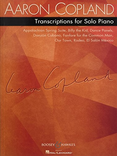 Transcriptions for Solo Piano: Ballets and Orchestra Pieces