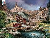 Blaylock - Nuggetville Blue Sky Puzzle - 750 Pieces