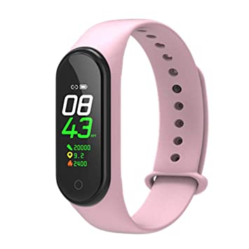Almencla Pulseras Inteligentes Reloj Smartwatch Hombre/Correa TPE ...