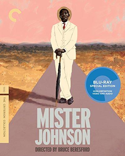 Mister Johnson [Blu-ray]