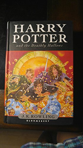 1st UK edition ( Harry Potter and the Deathly Hallows )