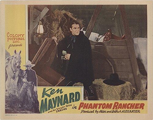 Phantom Rancher 1940 Authentic 11
