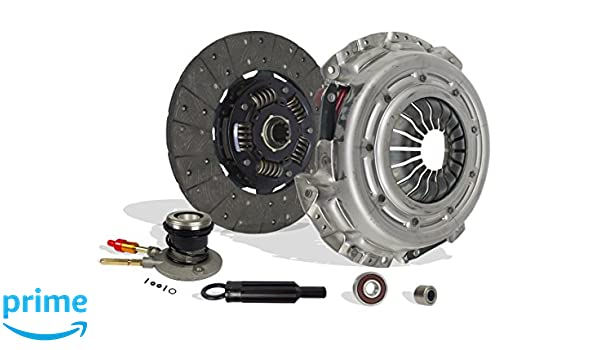 Amazon.com: Clutch And Slave Kit Set Works With Chevy S10 T10 Blazer Sonoma HombreGMC Savana 1500 LS LT SLE SLS SLT Xtreme ZR2 ZR5 Trailblazer Sport Diamond ...