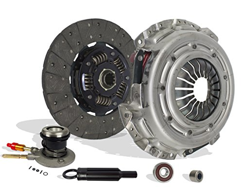 Chevrolet S10 Clutch Kit (Clutch Kit And Slave Set For Chevy S10 T10 Blazer Sonoma Hombre 4.3L)
