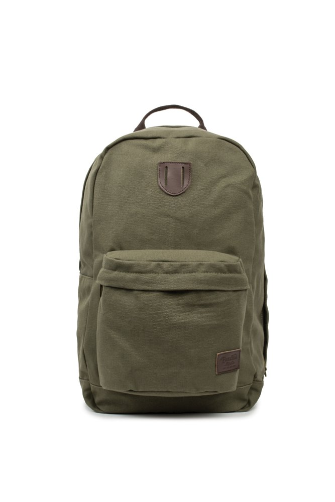 Brixton Men's Basin Classic Backpack black canvas One Size 05058