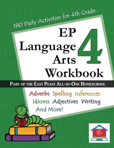 EP Language Arts 4 Workbook