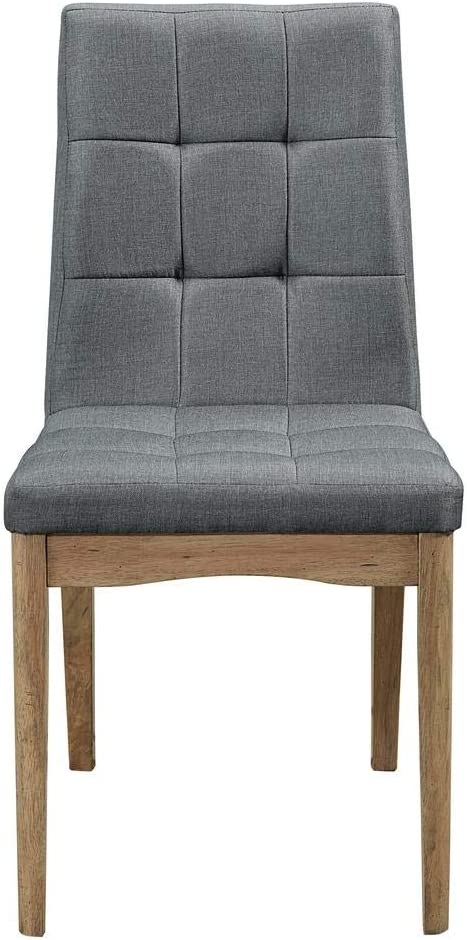 Progressive Furniture Barcelona Dining Chair (2/ctn), Beige