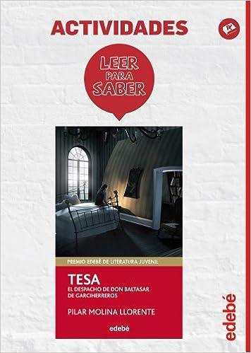 LEER PARA SABER: TESA (Actividades): Amazon.es: Obra Colectiva Edebé: Libros