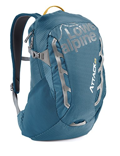 Lowe Alpine Attack 25 Backpack - Bondi Blue/Amber