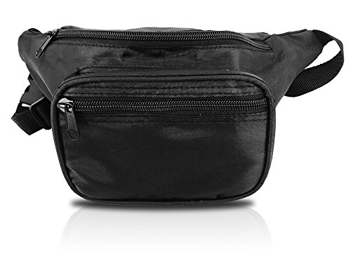 Cool Fanny Pack For Hiking, Travel, Amusement Parks,
