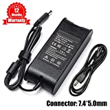 AETY 65W Replacement for Ac Adapter Laptop Charger Dell Inspiron 14 3421 5421 14R 5437 5421 15 3521 3537 3531 15R 5521 5537 17 3721 5748 17R 5737 5721 Power Supply Cord Plug