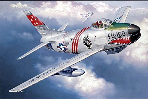 F-86 Jets (Poster HMBROTHERS Stylish Art Print Military Combat Aircraft F-86 D Sabre Jet Pattern Print Wall Decorative Wall Poster 20-Inch By 30-Inch)
