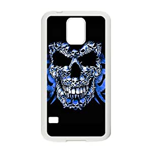 Fashion Cool Skull Phone Case for Samsung Galaxy s5