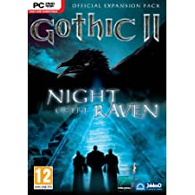 Gothic II Night of the Raven (Windows DVD) Official Expansion Pack for Gothic II