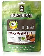 Trekmates Adventure alimentos 1persona Camping/Trekking comidas principales–con carne de vaca Hotpot