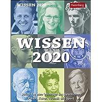 Wissen 2020 11x14cm