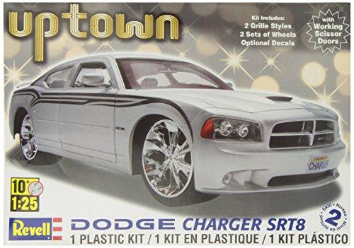 Revell 1:25 Dodge Charger SRT8