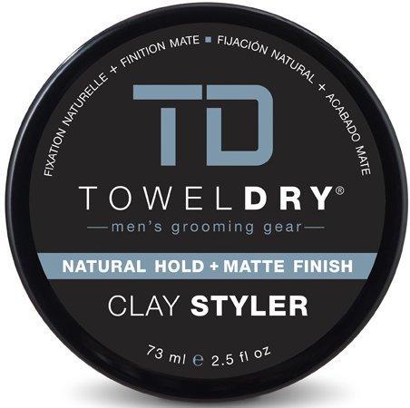 TowelDry Clay Styler - 2.5 Ounce (73 ml)