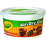 Crayola Terra Cotta Air Dry Clay 2.5 Pound Bucket