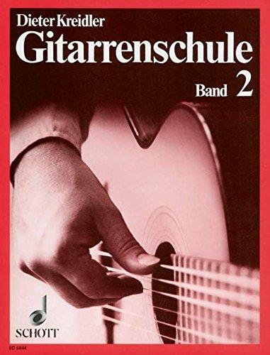 Gitarrenschule: für Einzel- oder Gruppenunterricht. Band 2. Gitarre.