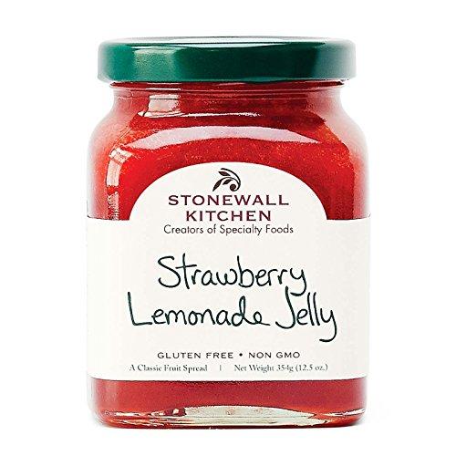 Stonewall Kitchen Strawberry Lemonade Jelly, 12.5 -