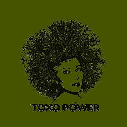 Rei Zentolo Toxo - Camiseta con escote para mujer, color verde caqui, talla M