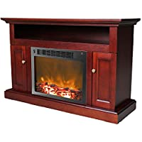 Cambridge Sorrento Fireplace Mantel with...