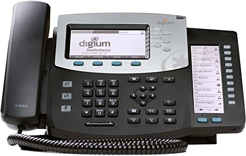 Digium IP Phone, D70 6-Line SIP With HD  - 6 Line Ip Telephone Shopping Results