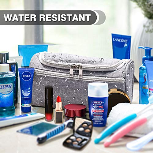 Travel – Small Cosmetic Organizer for Men Women | Hygiene Clippers & Grooming Tools | Shower,