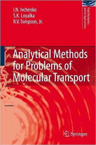 U Torrent Descargar Analytical Methods For Problems Of Molecular Transport Formato PDF Kindle